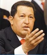 委内瑞拉总统查韦斯