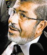 埃及总统穆尔西
